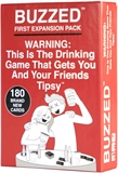 Buzzed - 1st Expansion-games - 18+-The Games Shop