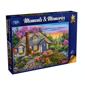 Holdson - 1000 Piece Moments and Memories 2 - Morning Glory