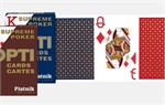 Piatnik - Supreme Poker Opti Large Index-card & dice games-The Games Shop
