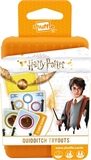 Shuffle Card Game - Harry Potter-card & dice games-The Games Shop
