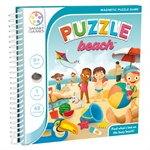 Puzzle Beach - Magnetic Puzzle-travel games-The Games Shop