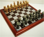 Chess Pieces - Australiana-chess-The Games Shop