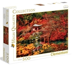 Clementoni - 500 piece - Orient Dreaming-jigsaws-The Games Shop