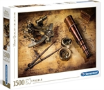 Clementoni - 1500 Piece - Course to the Treasure-jigsaws-The Games Shop