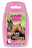 Top Trumps - Horses & Ponies & Unicorns-card & dice games-The Games Shop