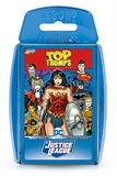 Top Trumps - Justice League-card & dice games-The Games Shop