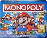 Monopoly - Super Mario Celebration-board games-The Games Shop