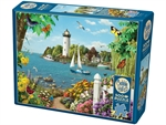 Cobble Hill - 500 Piece - By the Bay-jigsaws-The Games Shop