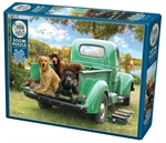 Cobble Hill - 500 Piece - Let's go Fishing-jigsaws-The Games Shop