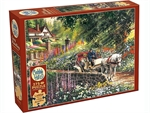 Cobble Hill - 275 XL Piece Easy Handling- Carriage-jigsaws-The Games Shop