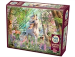 Cobble Hill - 2000 Piece - Unicorn and Friends-jigsaws-The Games Shop