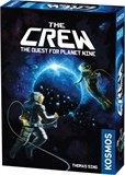 The Crew - Quest for Planet 9-card & dice games-The Games Shop