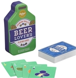 Beer Lover's Playing Cards in Tin-card & dice games-The Games Shop