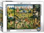 Eurographics - 1000 Piece - Bosch, Garden of Earhtly Delights-jigsaws-The Games Shop
