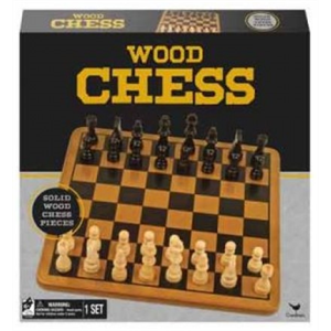 Chess Set - Classic Wooden