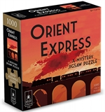 Bepuzzled Mystery Jigsaw - Orient Express-jigsaws-The Games Shop