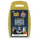 Top Trumps - Amazing Guiness World Records-card & dice games-The Games Shop
