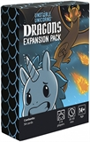 Unstable Unicorns - Dragon expansion-party games-The Games Shop