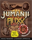 Jumanji Fluxx-card & dice games-The Games Shop