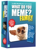 What Do You Meme - Family Edition-card & dice games-The Games Shop