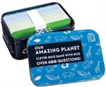 Our Amazing Planet Quiz in a Tin-board games-The Games Shop