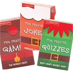 Festive Entertainment - Games, jokes, quizzes-board games-The Games Shop