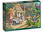 Falcon - 1000 Piece - Country Retreat (made by Jumbo)-jigsaws-The Games Shop