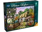 Holdson -1000 Piece Picture Perfect 5 - Cottage Farm-jigsaws-The Games Shop