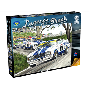 Holdson - 1000 Piece Legends of the Track - Snake Charmer