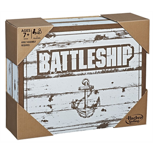Battleship - Rustic Edition
