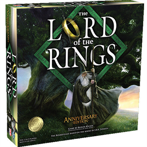 Lord of the Rings Board Game - Anniversary Edition