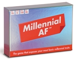 Millenial AF-card & dice games-The Games Shop