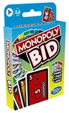 Monopoly Bid Card Game-card & dice games-The Games Shop