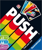 Push - Card Game-card & dice games-The Games Shop