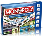 Monopoly - Community Relief-board games-The Games Shop