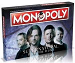 Monopoly - Supernatural Edition-board games-The Games Shop
