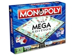 Monopoly - Mega-board games-The Games Shop