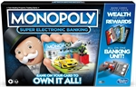 Monopoly - Super Electronic Banking-board games-The Games Shop