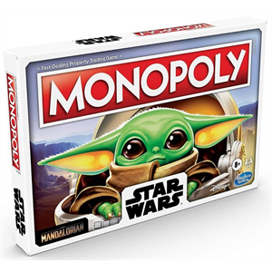 Monopoly - Satr Wars The Mandalorian - The Child