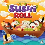 Sushi Roll-card & dice games-The Games Shop