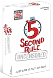 5 Second Rule - Uncensored-games - 18+-The Games Shop