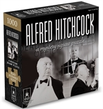 Bepuzzled Mystery Jigsaw - Alfred Hitchcock-jigsaws-The Games Shop
