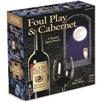 Bepuzzled Mystery Jigsaw - Foul Play and Cabernet-jigsaws-The Games Shop