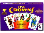 Five Crowns card game-card & dice games-The Games Shop