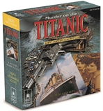 Bepuzzled Mystery Jigsaw - Titanic-jigsaws-The Games Shop