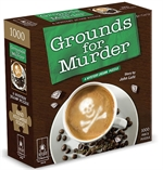 Bepuzzled Mystery Jigsaw - Grounds for Murder-jigsaws-The Games Shop