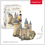 Cubic 3D - Harry Potter - Astronomy Tower-construction-models-craft-The Games Shop