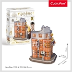 Cubic 3D - Harry Potter - Weazley Wizard Wheezers-construction-models-craft-The Games Shop