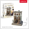 Cubic 3D - Harry Potter - Olivanders Wand Shop-construction-models-craft-The Games Shop