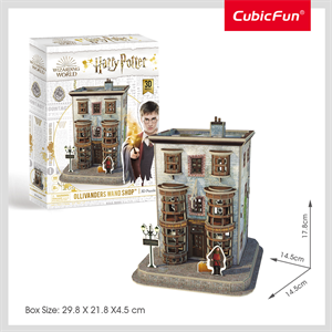 Cubic 3D - Harry Potter - Olivanders Wand Shop